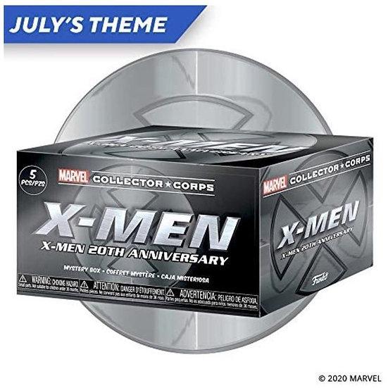 Marvel Collectors Corps: July Theme: X-Men