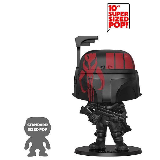 "Star Wars Super Sized 10"" POP! Vinyl Figure Boba Fett"