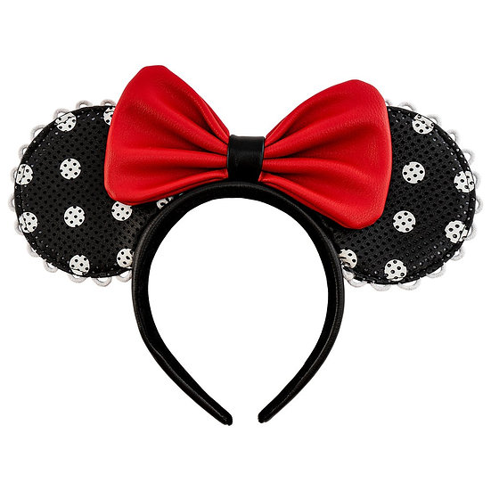 Loungefly x Disney Minnie Mouse Pin Trader Ears