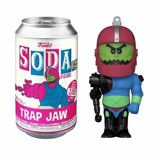 Trap Jaw SDCC 2020 Exclusive Funko Soda 3000 LE