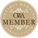 Ontario Wedding Association Member