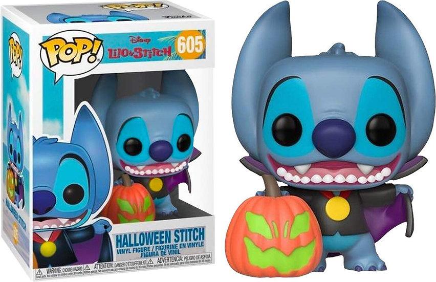 Halloween Stitch Funko Pop