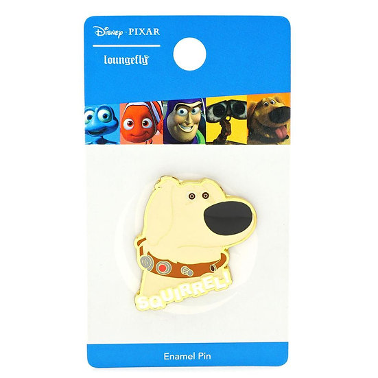 Loungefly Pixar Dug Up Pin