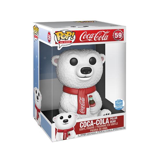 "Cola Bear 10"" Funko Shop Pop! Vinyl"