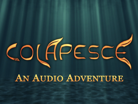 Diving Into Colapesce - My First Audiobook!