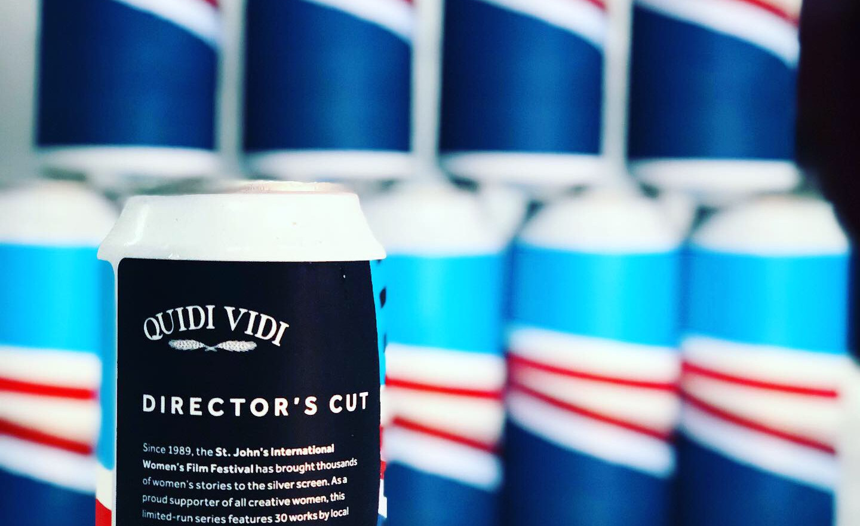 Beer Label: Quidi Vidi Brewery