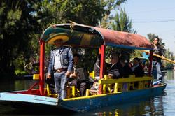 Mexico, Xochimilco