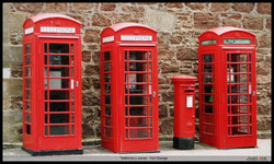 Telephone & post mail
