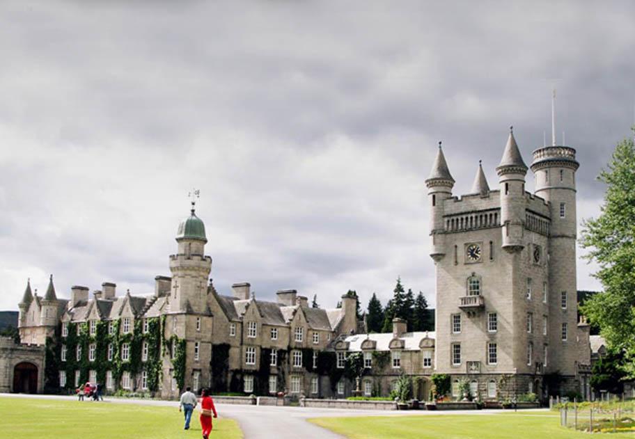 Blamoral Castle - Scotland