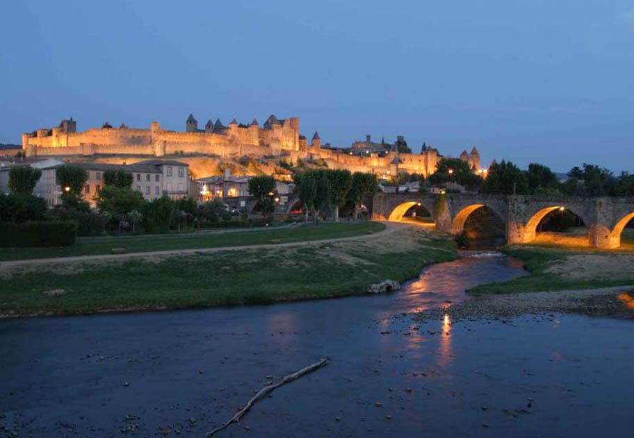 Cité Mediavale - Carcassonne
