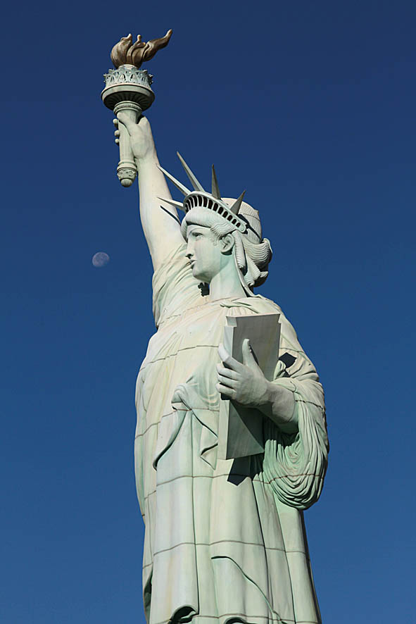 Estatua Libertad - Las Vegas