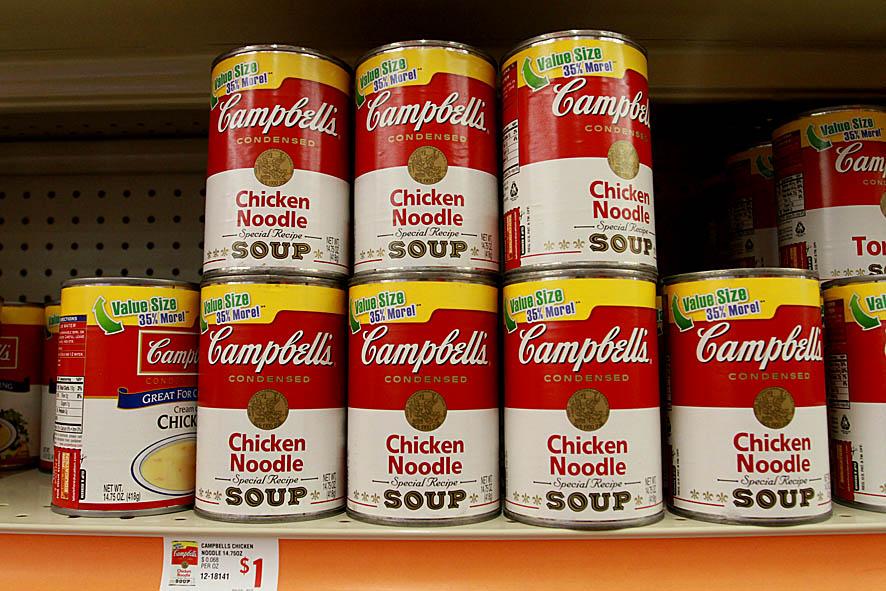 sopa Campbell