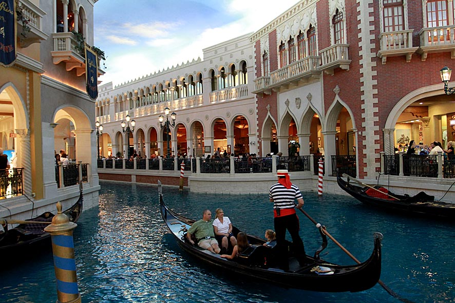 interior Venetian