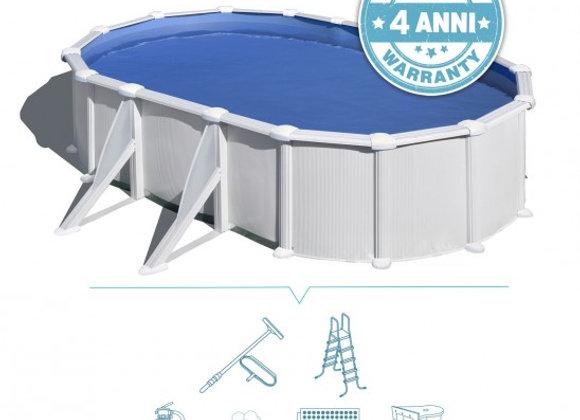 Piscina fuoriterra ovale Atlantide 610x375 filtro 6m3/h Piscina fuoriterra oval