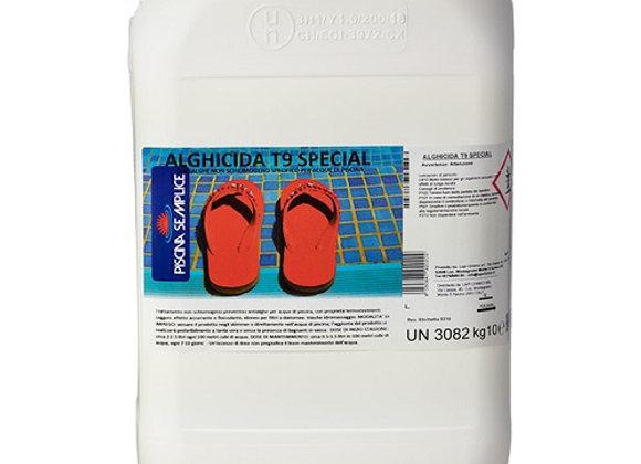 Antialghe Flocculante Azzurrante T9 SPECIAL Multifunzione Conf. 10 Kg. LAPI CHIM