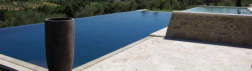 Realizzazione piscine infinity