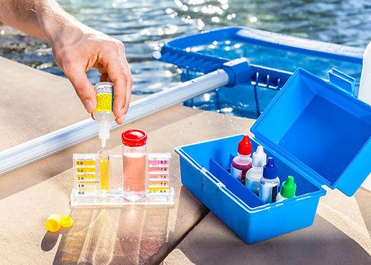 trattamento acqua piscina vendita kit online