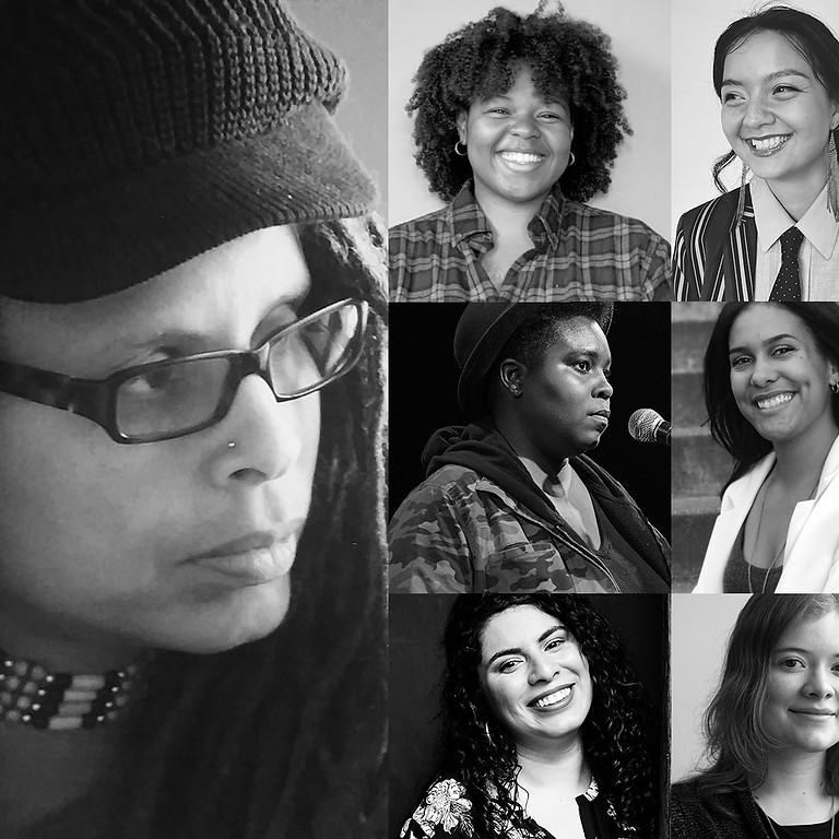 """Jourdan Imani Keith Presents """"Womxn & Whales First, Poetry In A Climate Of Change"""""""
