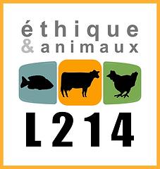 Logo-L214-fond-blanc-contour-orange-carr
