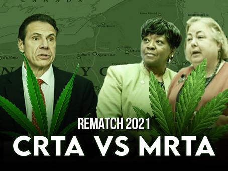 Rematch 2021: CRTA vs. MRTA