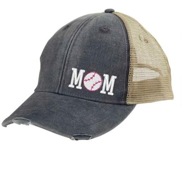 029afd372 Baseball Mom Hat