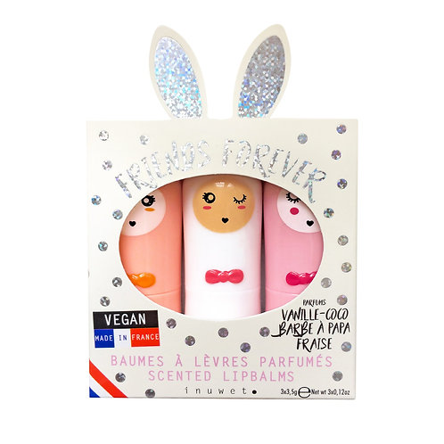 Kit Baumes FRIENDS FOREVER - TRIO HOLO DOTS