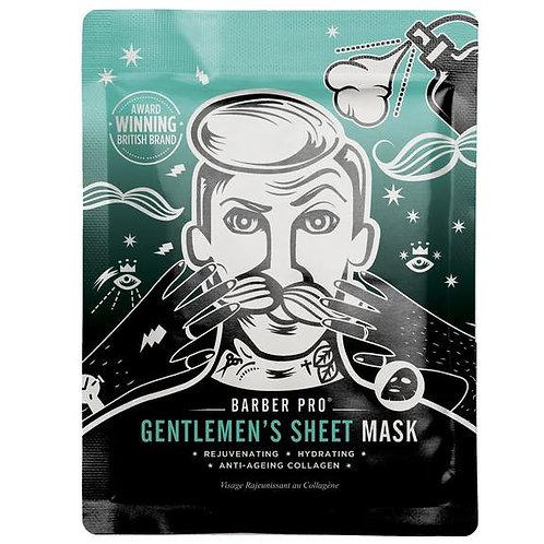 Gentlemen's Sheets Mask