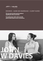 Capture - Divorce - Same-Sex Marriage DS