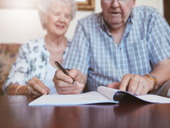 What you need to think about when writing your Will