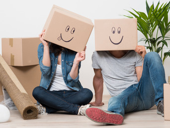 Moving house doesn't need to be stressful!