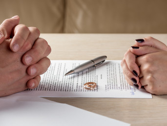 Why it's important to follow the correct procedure in divorce financial proceedings