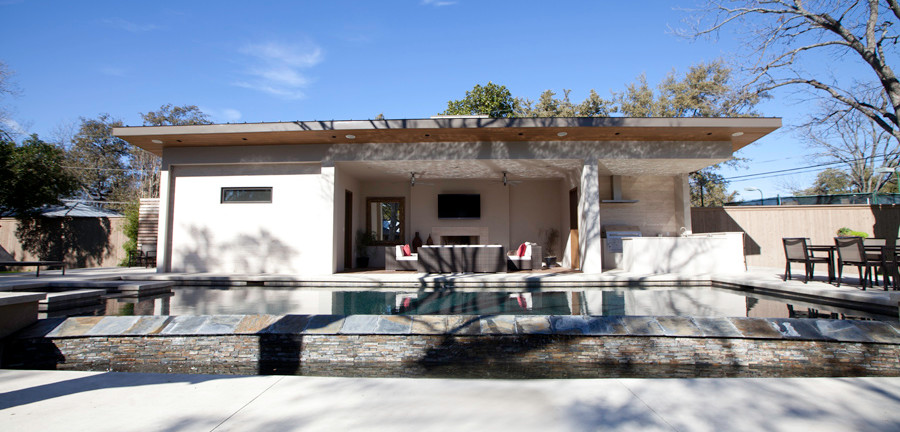 Dallas Residence Pool