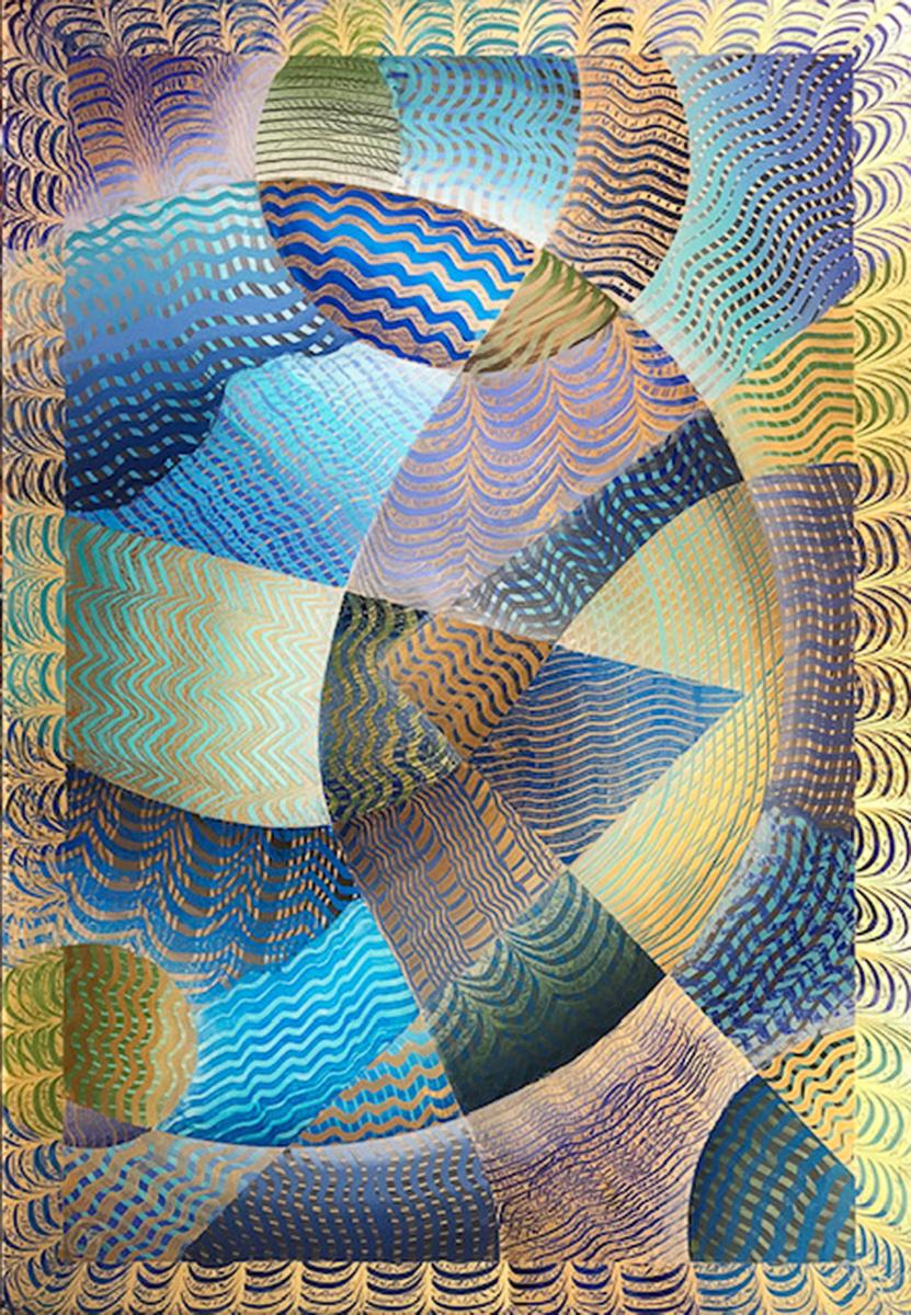 Transcendent  (framed)