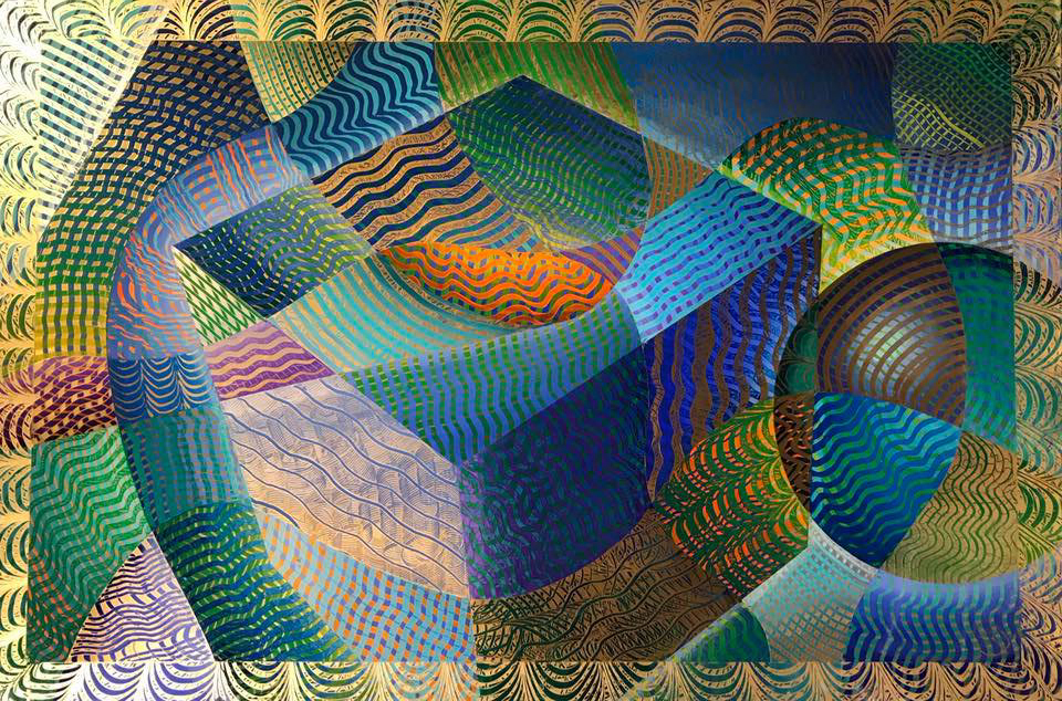 Equilibrium • $1475 (framed)