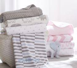 Pottery Barn Blankets