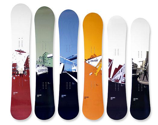 Rome Snowboards