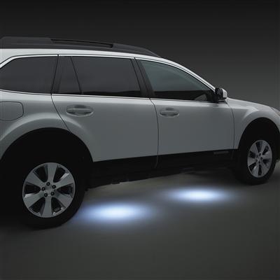 Subaru Outback Legacy Puddle Lights