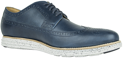 Cole Haan wingtip at Oddball Shoes