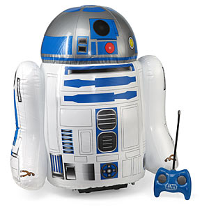 Think Geek R2-D2 Inflatable R/C