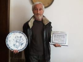 Dr. Marzio Cavallaro (di Porto Mantovano - MN) 2° premio sezione poesia