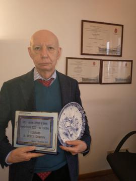 Dr. Marco Giannini (di Milano) 3° premio sezione narrativa
