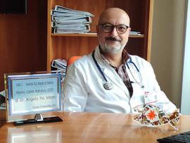 Dr. Angelo Pio Villani (di Bari)  PREMIO CRONIN NARRATIVA 2020