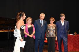 I vincitori del Premio Cronin 2018 fra T