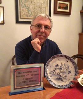 Dr. Franco Milanese (di Milano) 3° premio sezione saggistica