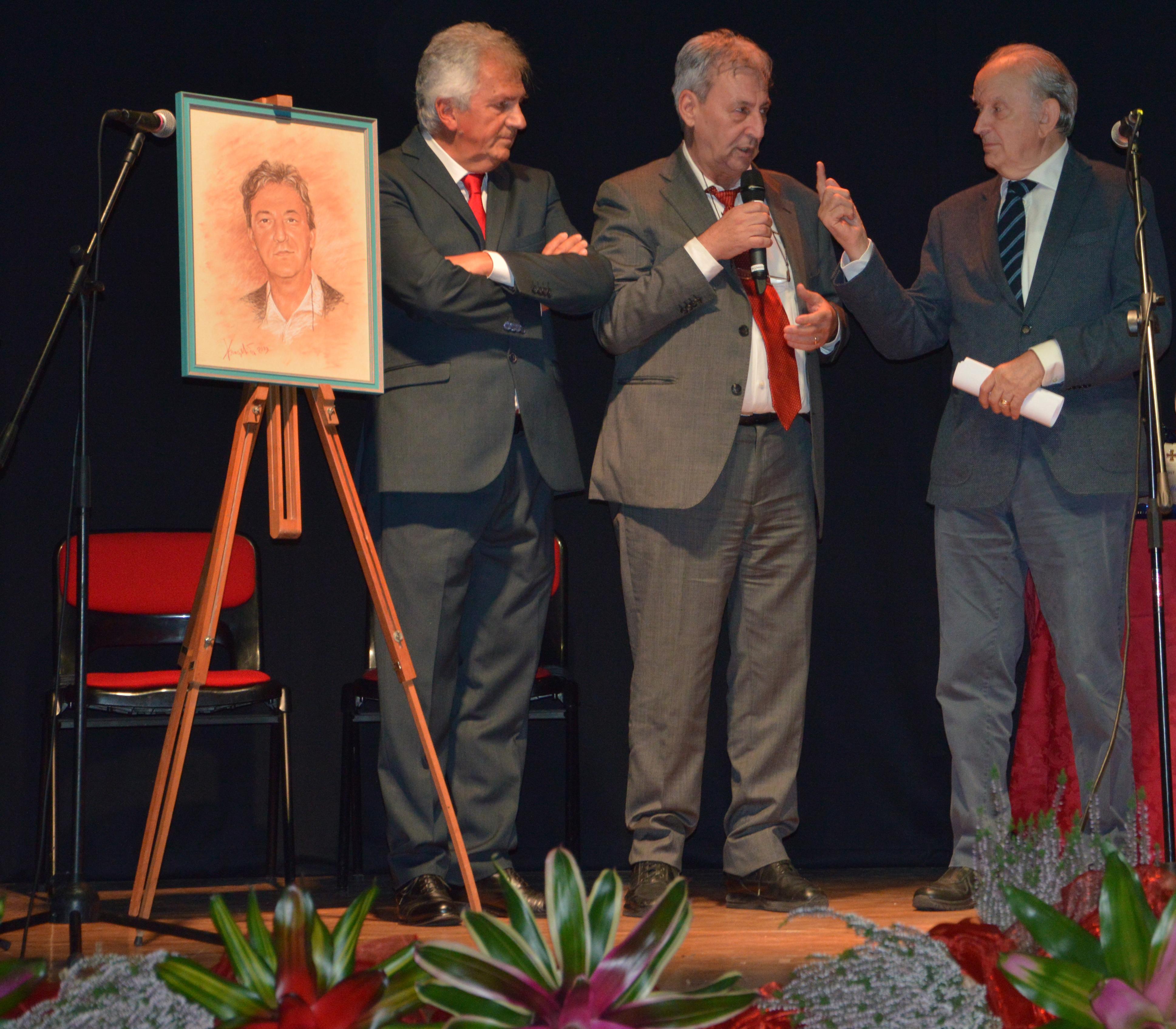 Marco Roncalli premio alla carriera