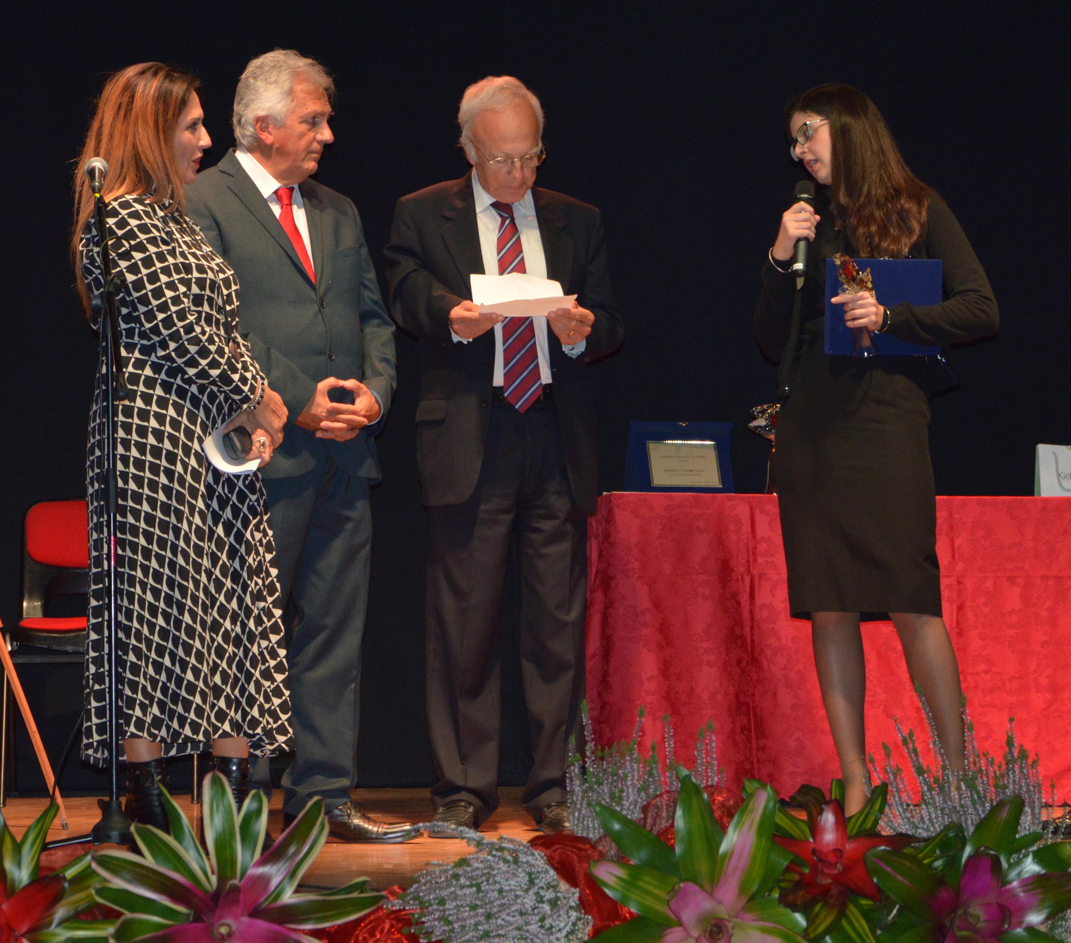 Letizia Banzato Premio Cronin Poesia