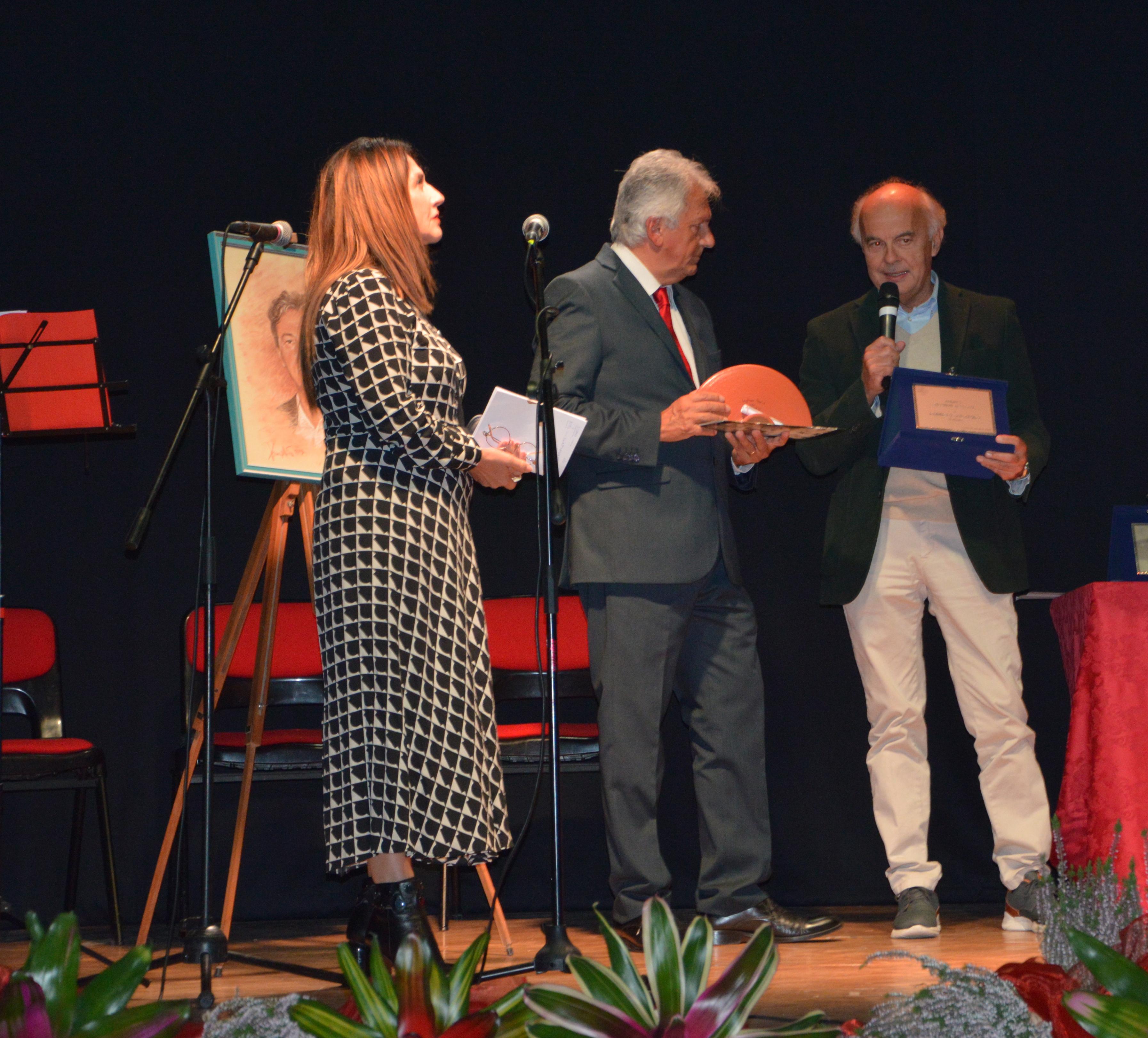 Roberto Curatolo Premio Moscati