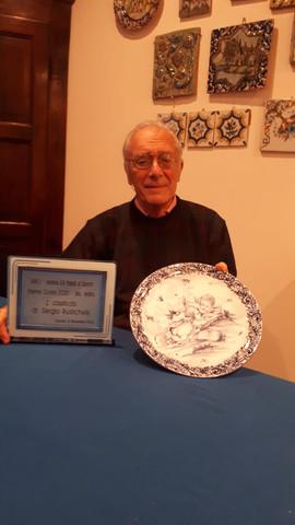 Dr. Sergio Rustichelli (di Moncalieri - TO) 2° premio sezione teatro