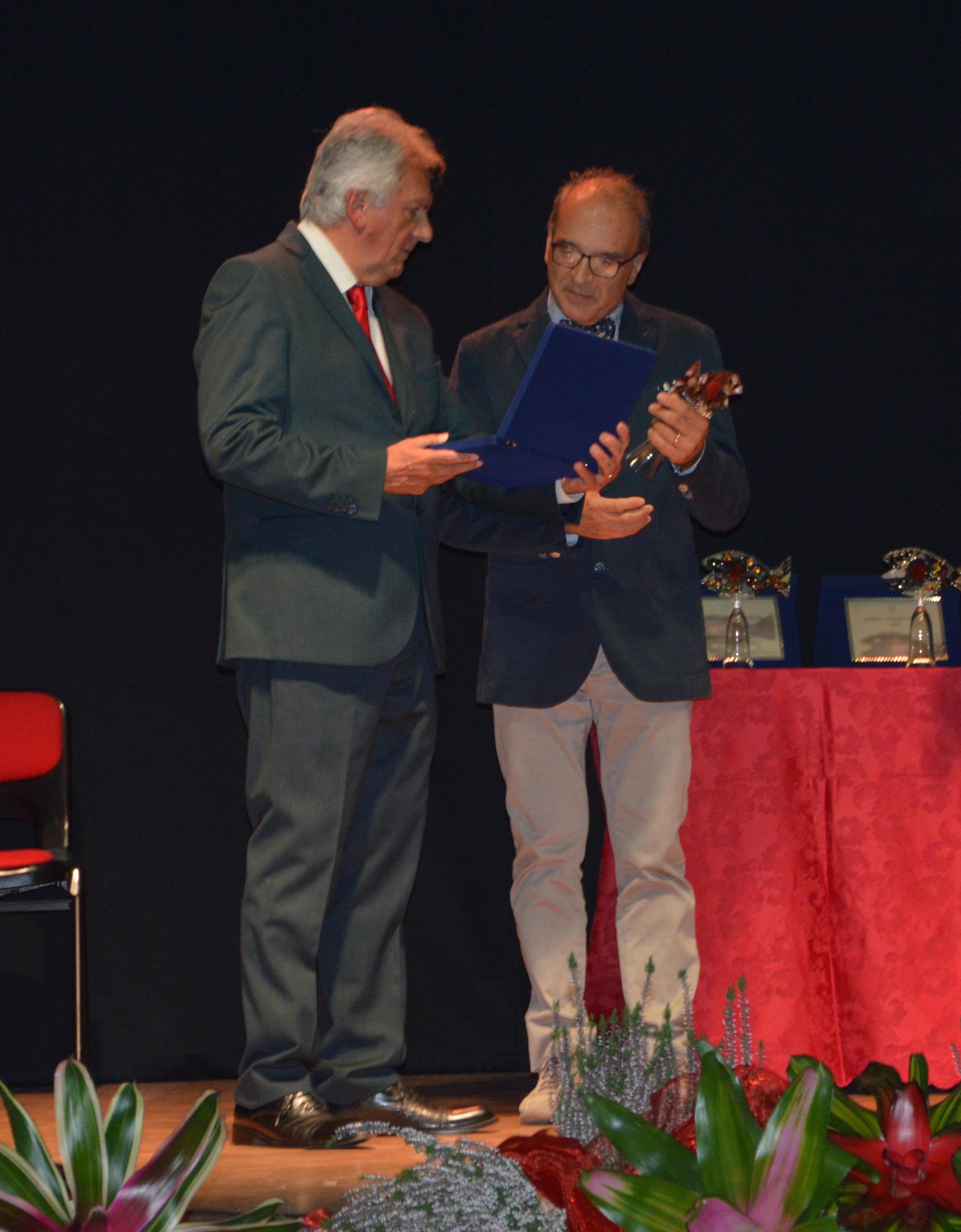 Walter Cao vincitore Cronin Narrativa