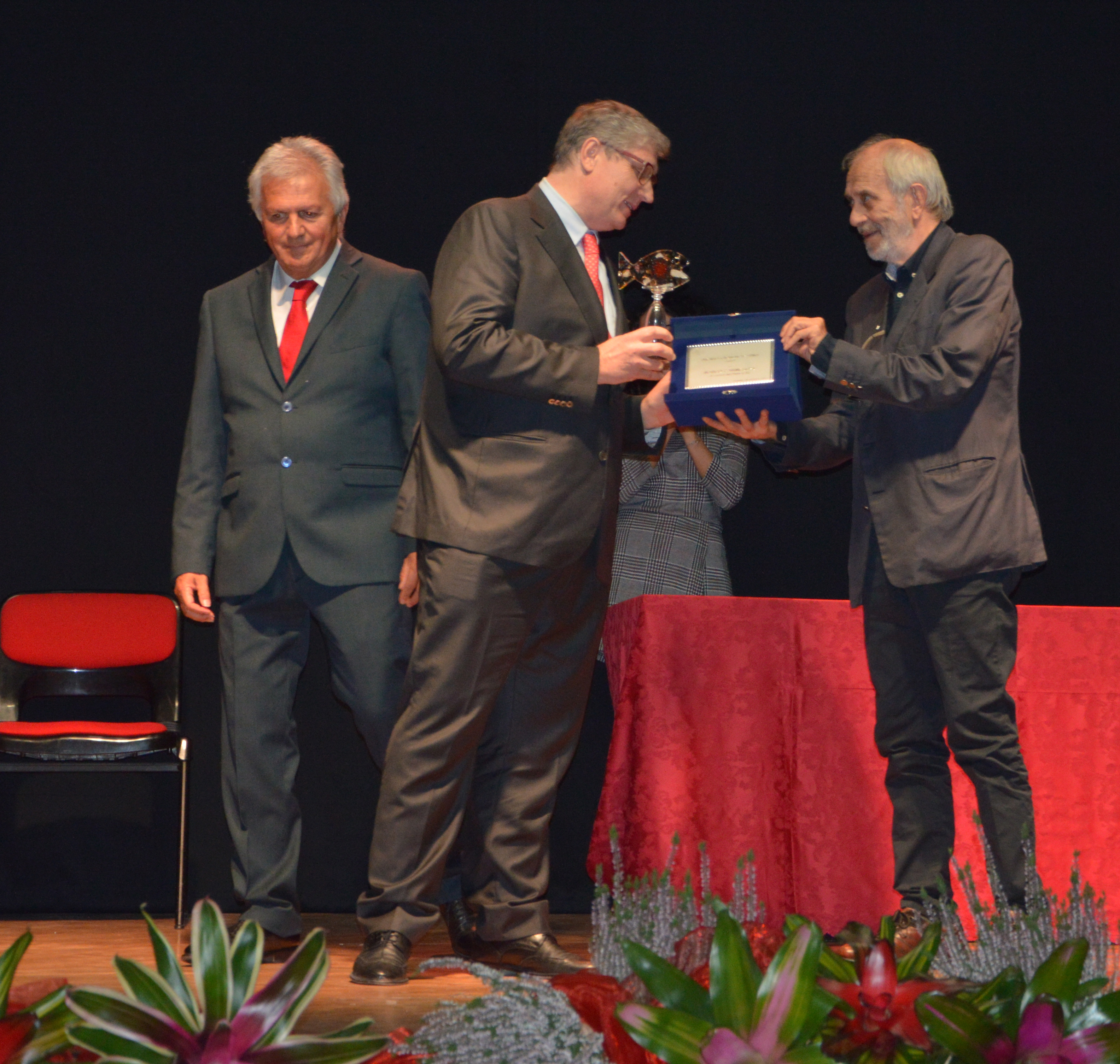 Marco Farmeschi Premio Cronin Teatro
